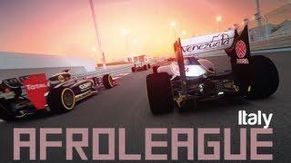 F1 2012 Afroleague [PC] Race 13 - Italy Monza