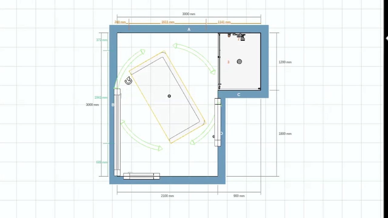 Mico Bathrooms Design Planner