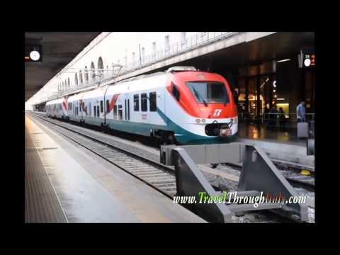 The Termini Train Station Italy