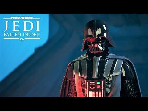 Появление Дарта Вейдера - Star Wars Jedi: Fallen Order