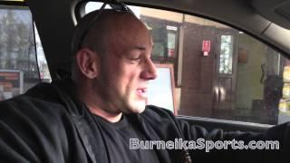 Hardkorowy Koksu i brak paliwa na autostradzie A1 2017 Video
