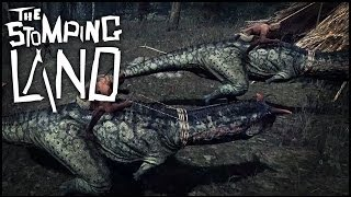 The Stomping Land | Ep.09 - Carnotaurus Riding!