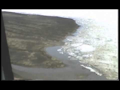 Aerial Survey, Findlay Island Part 1, Coastlines of the Findlay Island Group, Nunavut, and Mackenzie
