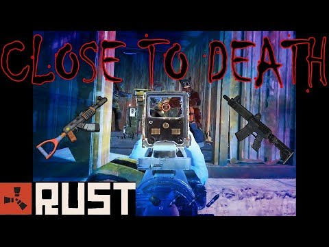 Rust | Close To Death (INSANE PVP) thumbnail