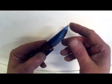 WoodsKnife pocket knife