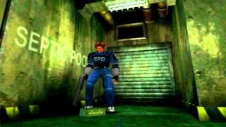 видео Resident Evil 2 прохождение за Leon