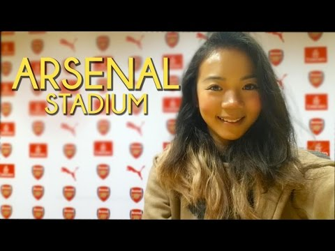 Travel Vlog - Arsenal Stadium