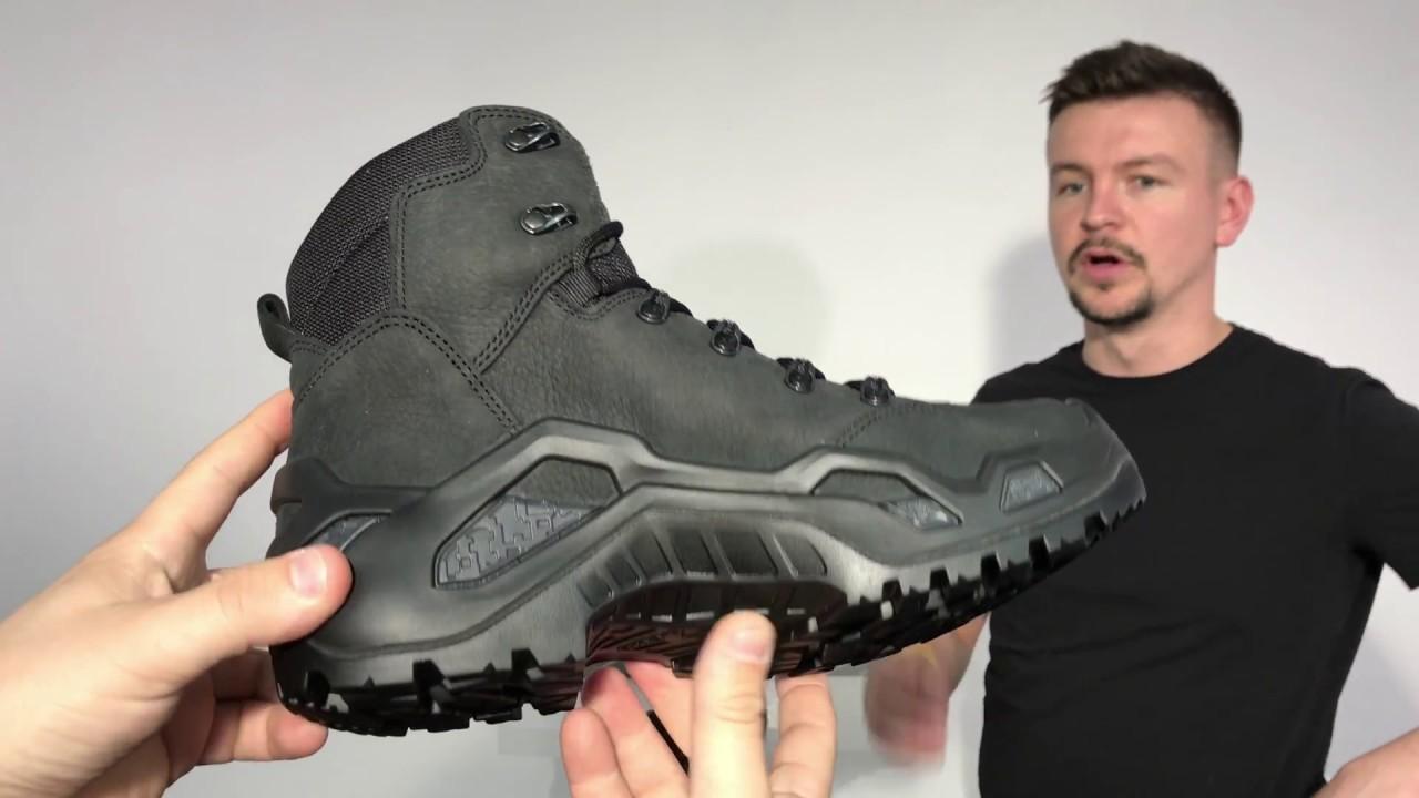 545359572698 Profesionálna obuv LOWA Z-8N a Z-6N vhodná aj do zimných podmienok (SK)