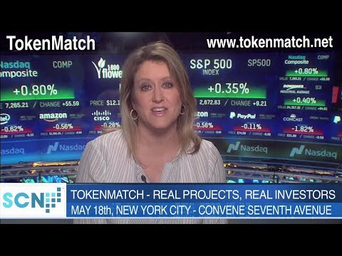 TokenMatch | Real Investors, Real Projects | May 18th - New York City - Convene Seventh Ave