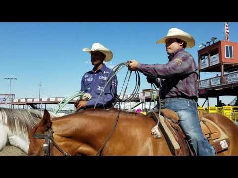 Rodeo Disqualifies Tuf Cooper Doovi