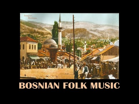 Folk music from Bosnia - Poljem se vija by Arany Zoltán