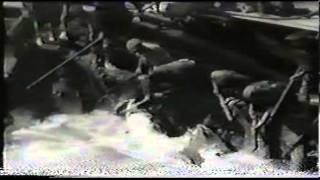"""Milazzo, mattanza nel film """"Vulcano"""" con Anna Magnani (1950)"""