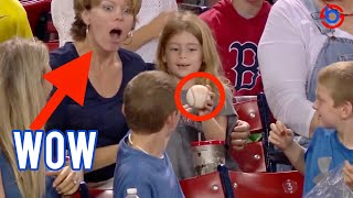 MLB | Ball to beautiful Girl