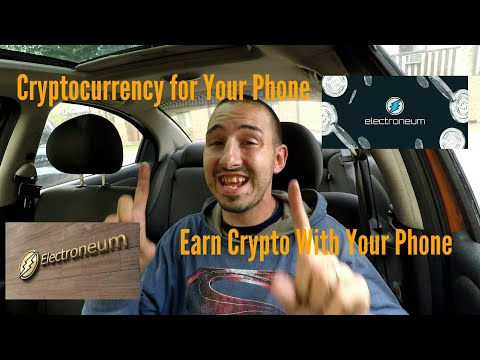 Electroneum Mobile Phone Mining Perfected!