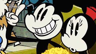 Mickey Mouse - Hayır