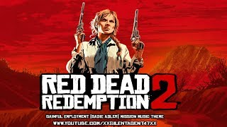 Red Dead Redemption 2 - Gainful Employment (Sadie Adler | Nathan Kirk Bounty) Mission Music Theme