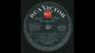 Jim Reeves - If Heartache Is The Fashion (1960 original from vinyl)