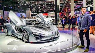 ARCFOX GT 2019 - Siêu xe điện của Trung Quốc thách thức cả thế giới siêu xe | XE HAY