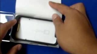 Convierte tu iPod Touch en iPhone con el Yosian Apple Peel 520 Empaque iTouch en TelefonoCelular