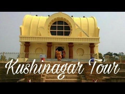 [VLOG-2] tour of kushinagar (where Gautama Buddha have attained Parinirvana after his death) INDIA