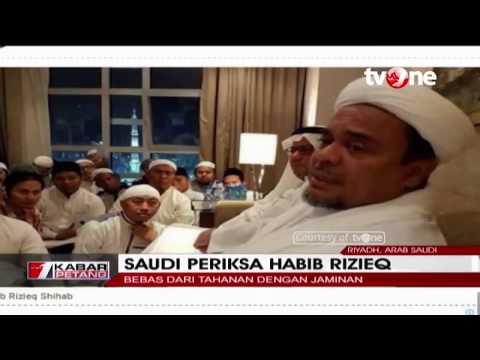 Habib Rizieq Ditangkap Aparat Keamanan Arab Saudi? Mp3