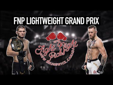 FNP Lightweight Grand Prix | Bracket of 16 at 155 lbs