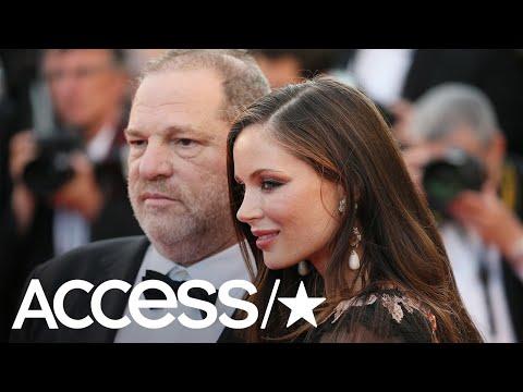 Harvey Weinstein & Georgina Chapman Have Reached A Divorce Settlement   Access