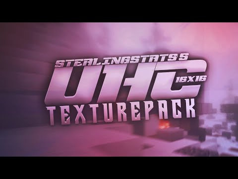 Minecraft PvP Texture Pack [1.8 Optimized] StealingStats UHC x16 Edit  [Low Fire] [UHC/MCSG]