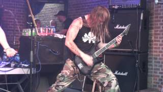 Impaled Nazarene - The Horny and the Horned LIVE 2014