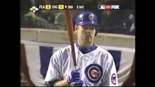 Kerry Wood HR in Game 7 of 2003 NLCS