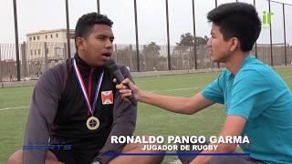 Entrevista al Campeón Sudamericano de Rugby, Ronaldo Pando