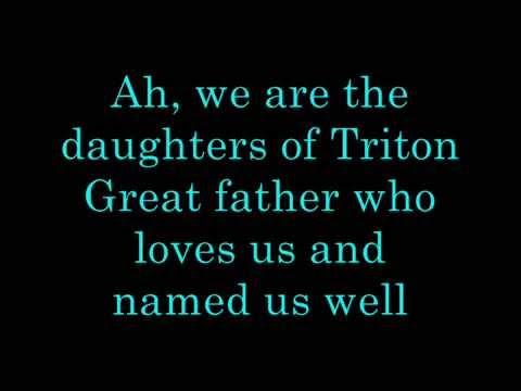 Daughters of Triton Lyrics