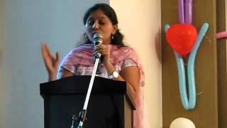 Marathi Mandal Korea-Ganesh Utsav 2012-Kavya Vachan