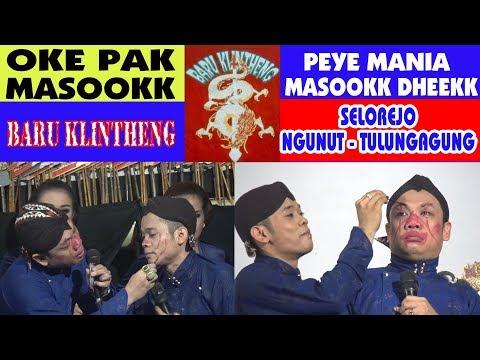 Baru Klintheng Nanggap Percil Yudho & Eko Pak Masookk Selorejo - Ngunut 9-11-2017
