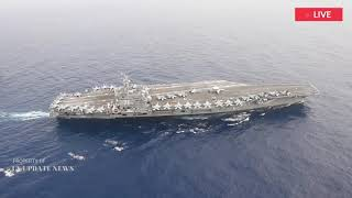 Heats up (Aug 06,20): China Navy att4ck Philippines Duterte bar Philippine military from US Training