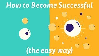 How to Build Success by Doing Easy Things (Animation)