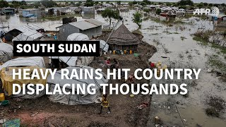 South Sudan: hundreds of thousands displaced by severe flooding | AFP