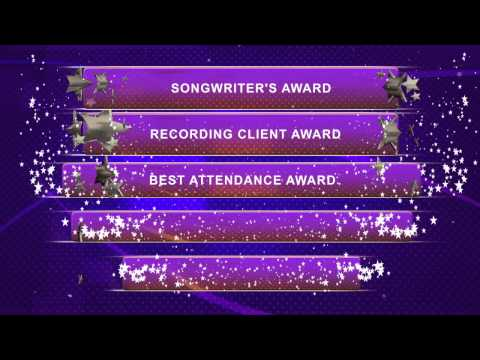 KR Music's Annual Awards Banquet 2013