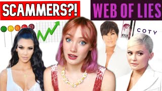 The Kardashians: WORST SCAMMERS?! Lies and Manipulation
