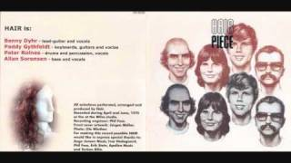 """""""Piece (Of My Heart)"""" by Hair (Denmark, 1970)"""