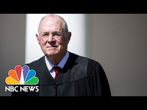 Supreme Court Justice Anthony Kennedy Announces Retirement | NBC New