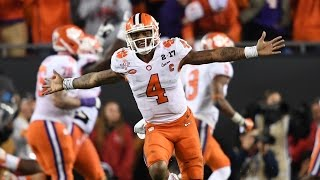 Gottlieb: Clemson wins the College Football Championship