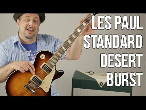 Les Paul Standard - 2013 Desert Burst - Marty's Thursday Gear Videos