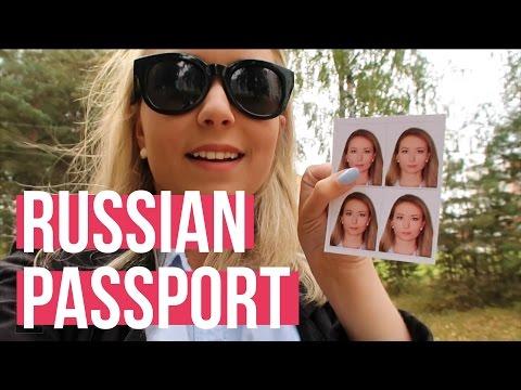 VLOG: RUSSIAN PASSPORT RENEWAL HASSLE