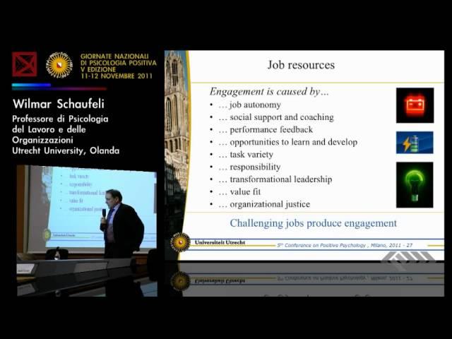 Schaufeli - Work Engagement 3