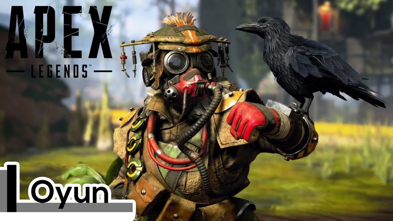 Apex Legends - Yeni Ücretsiz Battle Royale! ve Enfes 1.lik