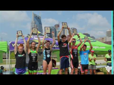 2017 Music City Triathlon  TEAM MAGIC