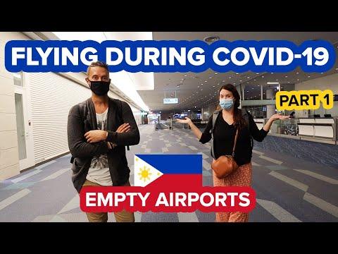 30 Hour Emotional Travel Day. Philippines To Canada Flight Home During Coronavirus.