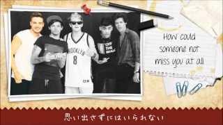 Diana - One Direction [Lyrics & 日本語訳]