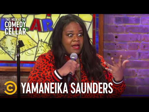Getting Kicked Out of an Audition - Yamaneika Saunders - This Week at the Comedy Cellar